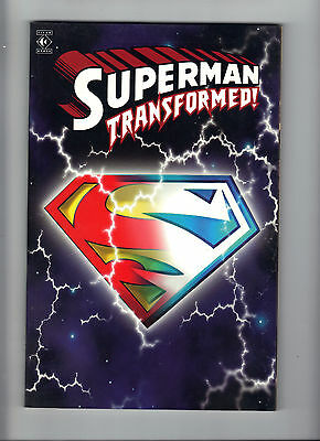 SUPERMAN Transformed 1998 Price includes delivery in UK