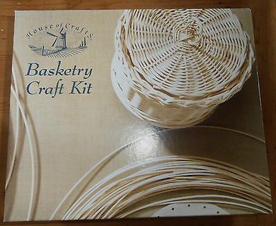 New House Of Crafts Basketry Craft Kit