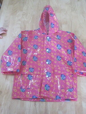Girls Waterproof Coat Size 18 mths to 3 years