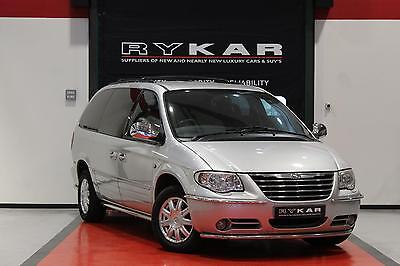 2006 (56) Chrysler Grand Voyager 3.3 Limited XS 5dr Auto Petrol