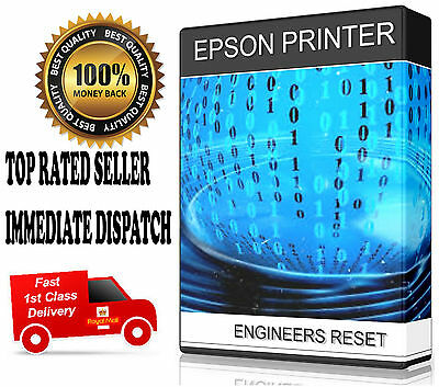(Md321) Epson  Xp-760 Waste Ink Pads Reset  Service Error Fault Dvd