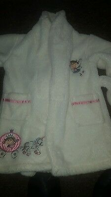 girls dressing gown 12-18