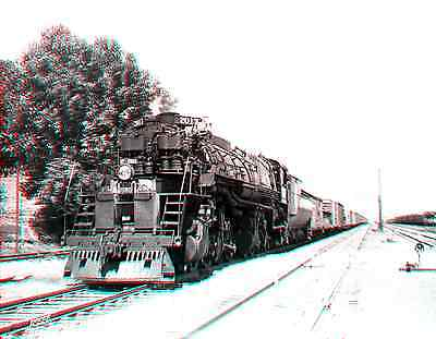 USA Railways 3D Images Late 1940's -Early 1950's Over 800 Images on DVD