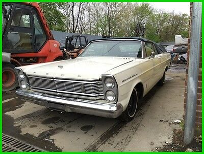 1965 Ford Galaxie  1965 Used Automatic RWD Convertible