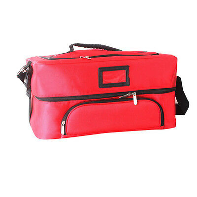 Large Multi-function Portable Professional Makeup Beauty Case cosmetic bag HOT