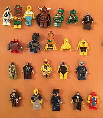 Lego Series Minifigures, Misc and Spares