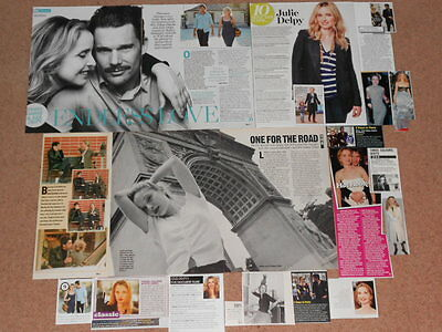 20- JULIE DELPY Magazine Clippings