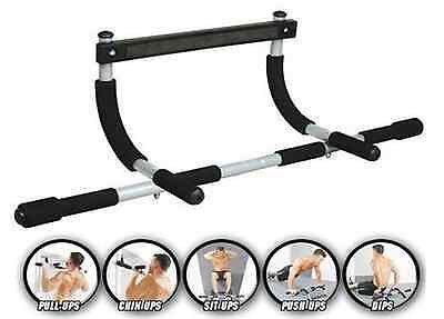 Home Gym Pull-Up Bar Home Door Fitness Chin-Up Sit-Up Exercise