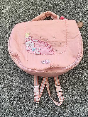Baby Annabell Backpack/changing Bag