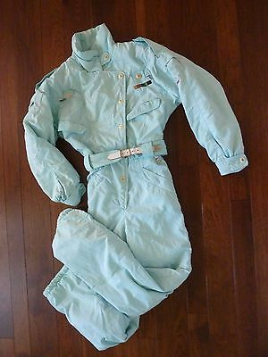 Bogner Vintage Women Snowsuit~Excellent Condition~Size 8 Long