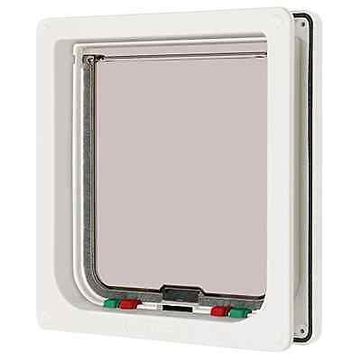 Cat Mate Large 4-Way Cat Flap - SAME DAY DISPATCH