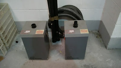 Pace soldering fume extractor