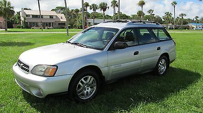 2004 Subaru Outback Wagon Florida! 1 Owner!! Great Miles! Super Condition!