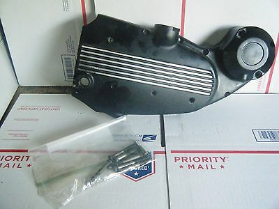 Harley Oem Ironhead Sportster Cam Cover Gear Box Cover 1969 Xlch