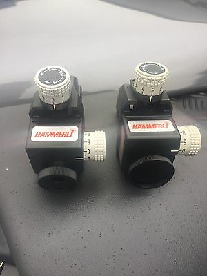 Hammerli Rearsight For Anschutz Walther Target Rifles Smallbore Shooting