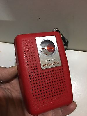 Vintage Skywatch Pocket Radio  Am(Mw)- Band From The 1960S