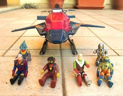 1985 Kenner M.a.s.k   Switchblade E Action Figures