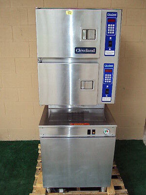 "Cleveland 24Cgm200 Convection Steamer  With H20 Filter System ""nice"""