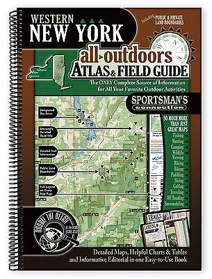 Western New York All-Outdoors Atlas & Field Guide | Sportsman's Connection