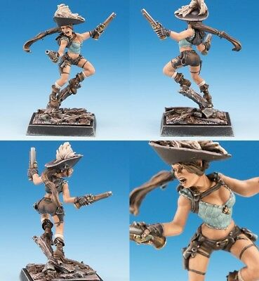 Freebooter's Fate - Clara Cadora - Freebooter Miniatures Söldner SOL000-B