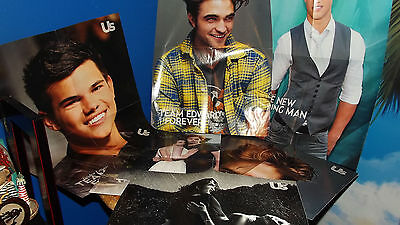 ~TWILIGHT Lot of 6 Character Movie Posters Bella Edward Jacob Free Ship~