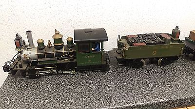 G Scale Loco Garden Gauge Loco Tender  Rolling Stock Loads See All Pics 4 Items