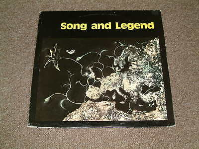 """2 x LP VARIOUS ARTISTS - """"Song and Legend"""""""