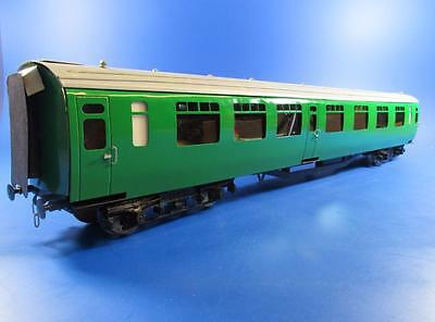 10mm GAUGE 1 CURLEW COACHES SOUTHERN CORRIDOR COACH