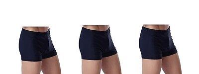 Galaxy Rugby Shorts Compression Power Base Layer Sports PE Short Boy/Mens/Womens