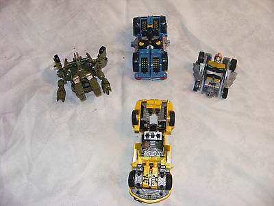 Toy transformers good for spares