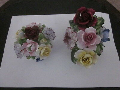 Radnor and Royal Doulton Posy ornaments