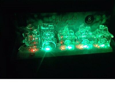 New Magical Light Up Musical Train for Amazing Christmas