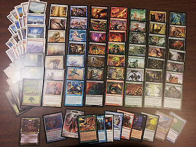 NM Sliver Queen EDH/COMMANDER Whole Entire 100 Card Deck of MTG Cards. Rare