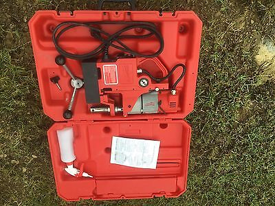 Milwaukee 4270-20 Compact Electromagnetic Drill Press Tool Only
