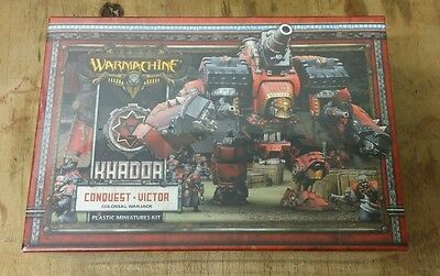 Warmachine Khador Conquest, Victor Colossal