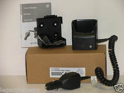 Motorola APX Travel Charger RLN6434A NEW