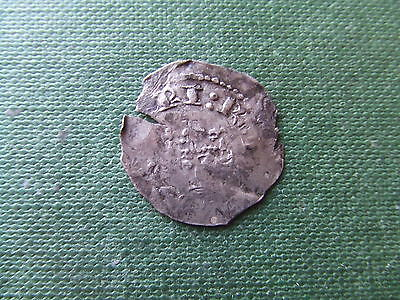 Henry I I.   1154-1189  Silver Penny.  Tealby Issue.  Rare.   Nice Condition.