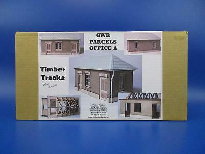 TIMBER TRACKS 7mm Finescale O GAUGE T7BPOA GWR PARCELS OFFICE A KIT