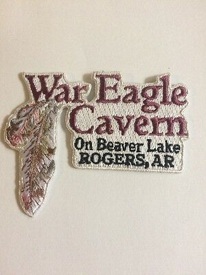 Patch From War Eagle Cavern On Beaver Lake Rogers Arkansas