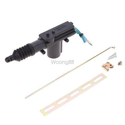 Car Auto Heavy Duty Power Slave Door Lock Actuator Motor 2 Wire 12V -Universal
