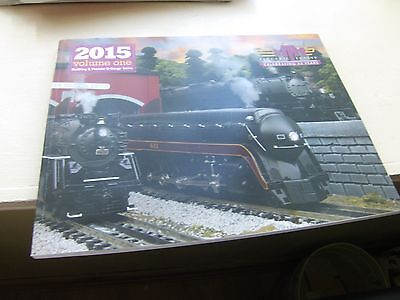MTH Electric Trains catalogue 2015 Volume 1