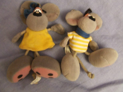 diddl peluche couple