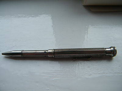 Vintage working  Four Colour Propelling Pencil