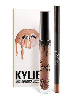KYLIE JENNER lip  rouge à levres + crayon  NEUF exposed