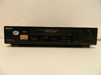 Sony Slv-Se700 Videoregistratore Video Cassette Recorder Vhs #b586