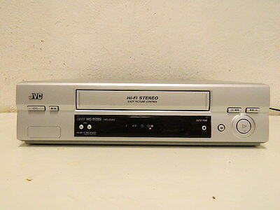 Jvc Hr-J585 Videoregistratore Video Cassette Recorder Vhs #b589