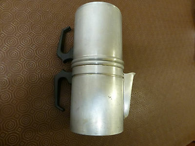 Vintage  Italian Traditional Coffee Maker For Stove Top
