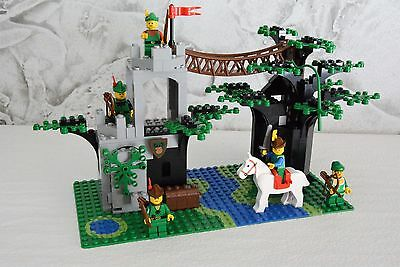 Lego 6071 - Forestmen's crossing
