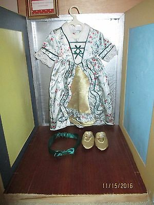 American Girl Doll Elizabeth's HolidayGown AG New