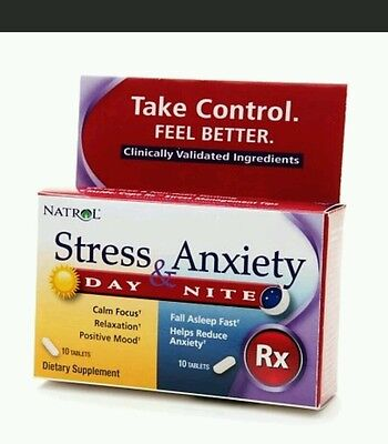 anxiety tablets 50 x 10ml